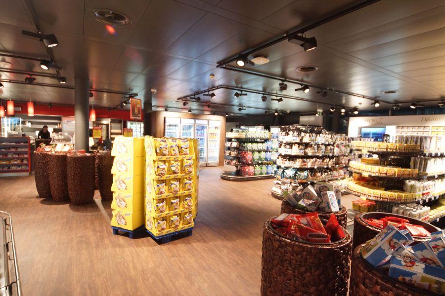 Nestlé-Shop, Vevey