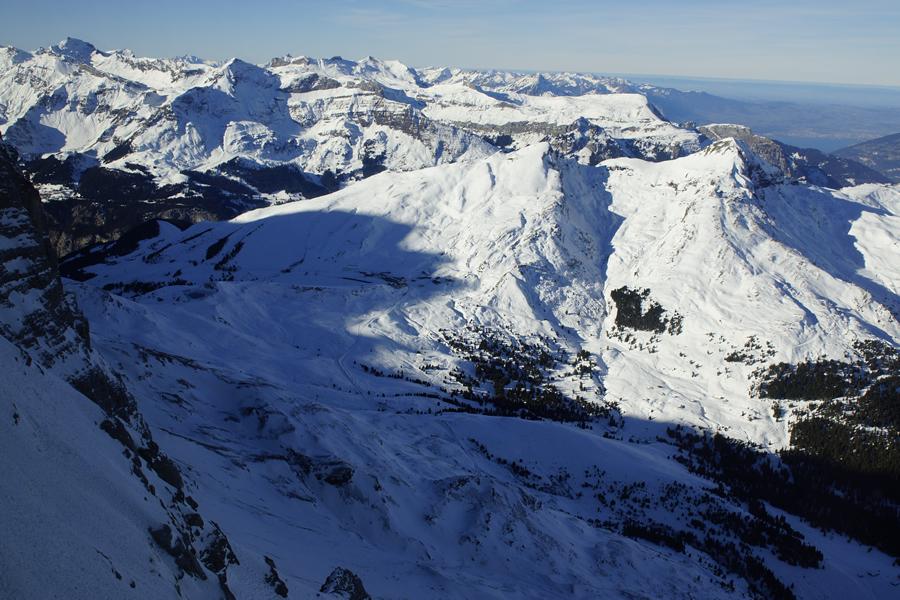 Ausflug Jungfraujoch